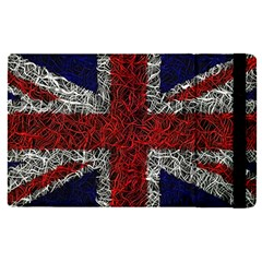 Union Jack Flag Uk Patriotic Apple Ipad Pro 12 9   Flip Case by Celenk