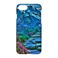 Pathway Nature Landscape Outdoor Apple Iphone 7 Hardshell Case
