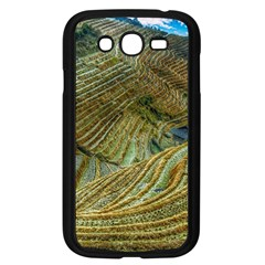 Rice Field China Asia Rice Rural Samsung Galaxy Grand Duos I9082 Case (black) by Celenk