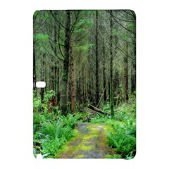 Forest Woods Nature Landscape Tree Samsung Galaxy Tab Pro 10 1 Hardshell Case by Celenk