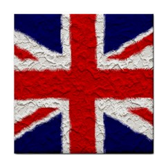 Union Jack Flag National Country Face Towel by Celenk
