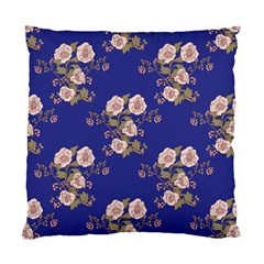 Ndigo Bedding Floral Standard Cushion Case (two Sides) by Celenk
