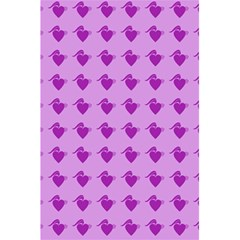 Punk Heart Violet 5 5  X 8 5  Notebooks by snowwhitegirl