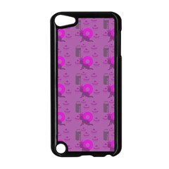 Punk Baby Violet Apple Ipod Touch 5 Case (black) by snowwhitegirl