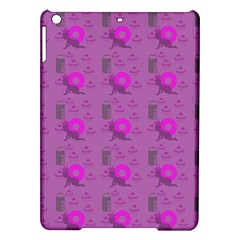 Punk Baby Violet Ipad Air Hardshell Cases by snowwhitegirl