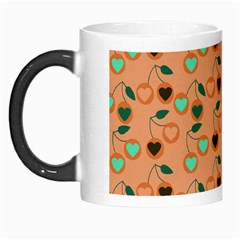 Peach Cherries Morph Mugs