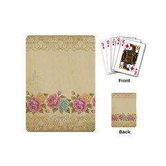 Shabby Country Playing Cards (mini)  by 8fugoso
