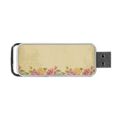 Shabby Country Portable Usb Flash (one Side) by 8fugoso