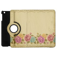 Shabby Country Apple Ipad Mini Flip 360 Case by 8fugoso