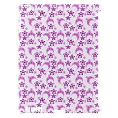 Violet Winter Hats Apple Ipad 3/4 Hardshell Case (compatible With Smart Cover) by snowwhitegirl