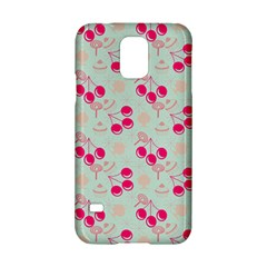 Bubblegum Cherry Samsung Galaxy S5 Hardshell Case  by snowwhitegirl