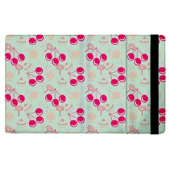Bubblegum Cherry Apple Ipad Pro 12 9   Flip Case by snowwhitegirl