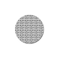 Boots Grey Golf Ball Marker (10 Pack) by snowwhitegirl