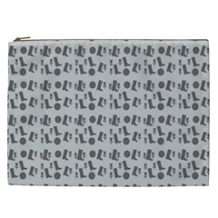 Boots Grey Cosmetic Bag (xxl)