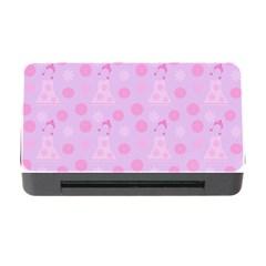 Lilac Dress Memory Card Reader With Cf by snowwhitegirl