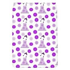 Lilac Dress On White Flap Covers (s)  by snowwhitegirl