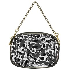 Grey Camo Chain Purses (one Side)  by snowwhitegirl