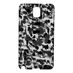Grey Camo Samsung Galaxy Note 3 N9005 Hardshell Case by snowwhitegirl