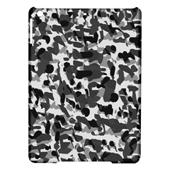 Grey Camo Ipad Air Hardshell Cases by snowwhitegirl