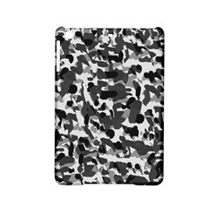 Grey Camo Ipad Mini 2 Hardshell Cases by snowwhitegirl