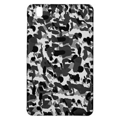 Grey Camo Samsung Galaxy Tab Pro 8 4 Hardshell Case by snowwhitegirl