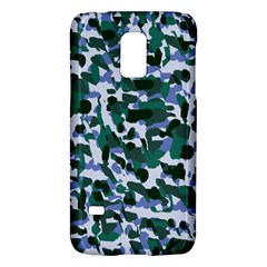Blue Camo Galaxy S5 Mini by snowwhitegirl