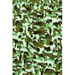 Brownish Green Camo 5 5  X 8 5  Notebooks by snowwhitegirl