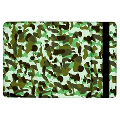 Brownish Green Camo Ipad Air Flip by snowwhitegirl