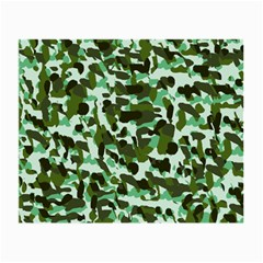Green Camo Small Glasses Cloth by snowwhitegirl