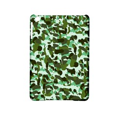 Green Camo Ipad Mini 2 Hardshell Cases by snowwhitegirl