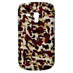 Red Camo Galaxy S3 Mini by snowwhitegirl