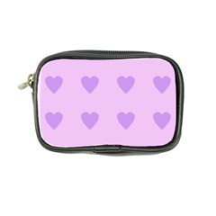 Violet Heart Coin Purse by snowwhitegirl