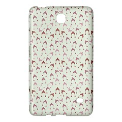 Little Winter Hats Blue Samsung Galaxy Tab 4 (8 ) Hardshell Case  by snowwhitegirl