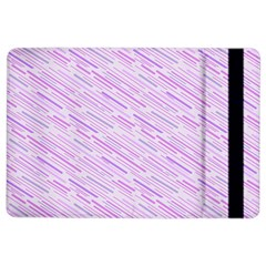 Silly Stripes Lilac Ipad Air 2 Flip by snowwhitegirl