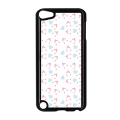 Pink Hats Apple Ipod Touch 5 Case (black) by snowwhitegirl