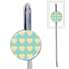 Teal Cupcakes Book Mark by snowwhitegirl