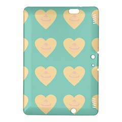 Teal Cupcakes Kindle Fire Hdx 8 9  Hardshell Case by snowwhitegirl