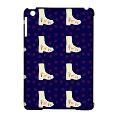 Navy Boots Apple Ipad Mini Hardshell Case (compatible With Smart Cover) by snowwhitegirl