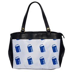 Milk Carton Office Handbags by snowwhitegirl