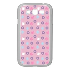 Milk And Donuts Pink Samsung Galaxy Grand Duos I9082 Case (white)