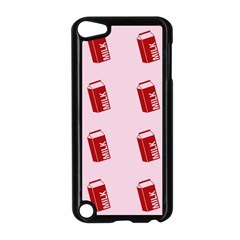 Strawberry Milk Apple Ipod Touch 5 Case (black) by snowwhitegirl