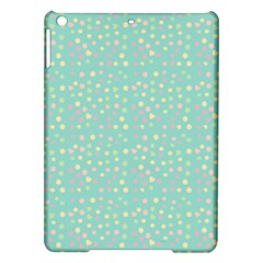 Light Teal Hearts Ipad Air Hardshell Cases by snowwhitegirl