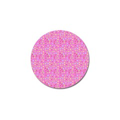 Pink Heart Drops Golf Ball Marker (10 Pack) by snowwhitegirl
