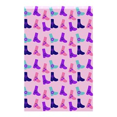 Candy Boots Shower Curtain 48  X 72  (small)  by snowwhitegirl