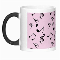 Pink Music Morph Mugs