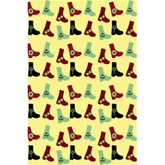 Yellow Boots 5 5  X 8 5  Notebooks by snowwhitegirl