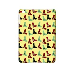 Yellow Boots Ipad Mini 2 Hardshell Cases by snowwhitegirl