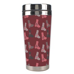 Rosegrey Boots Stainless Steel Travel Tumblers by snowwhitegirl