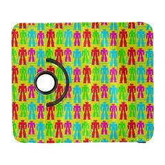 Colorful Robots Galaxy S3 (flip/folio) by snowwhitegirl