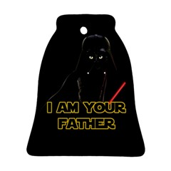 Darth Vader Cat Bell Ornament (two Sides) by Valentinaart